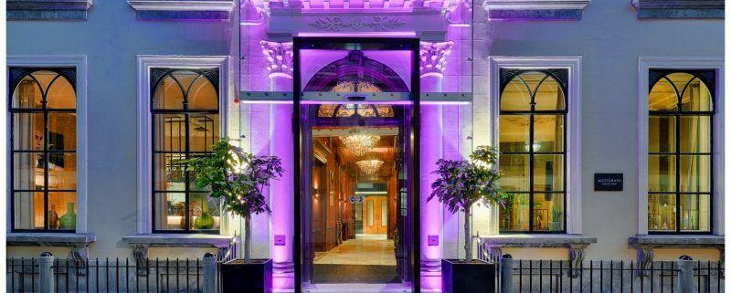 Hotel Nassau Breda, exactly like nothing else in town