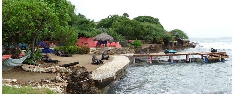 Jakes Hotel Treasure Beach, misschien wel het leukste hotel van Jamaica