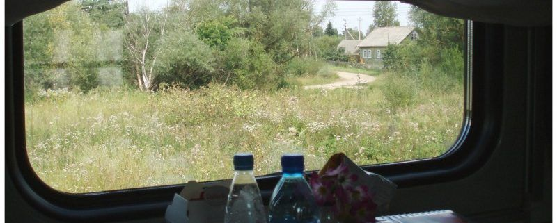 Hoe ik aan een bomaanslag op een Russische trein ontsnapte