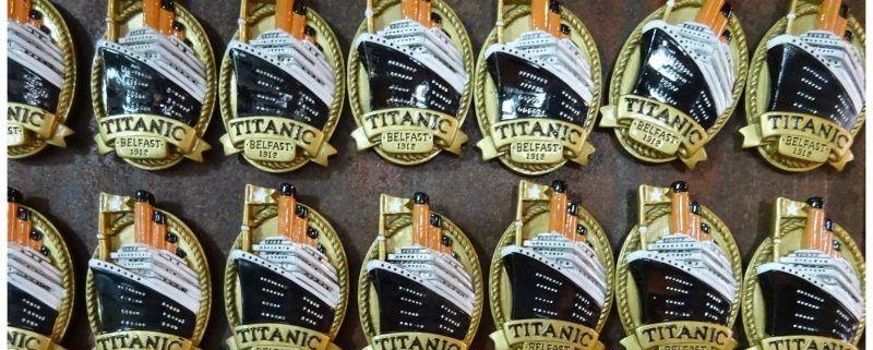 Titanic, 5 spots die alles te maken hebben met dit iconische schip