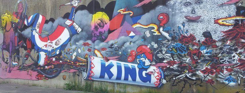Blind Walls Gallery Breda Nederland