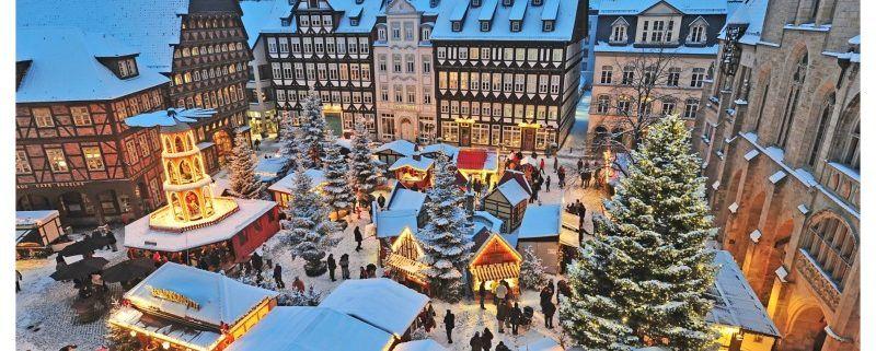 Kerstmarkten Nedersaksen: dit zijn de 9 leukste in de regio