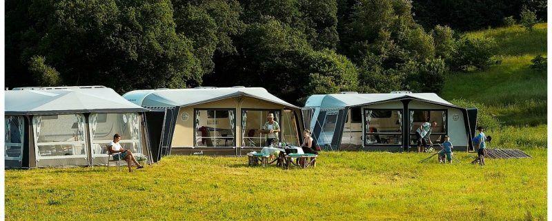 De zomer komt er aan, tijd voor een kampeervakantie!