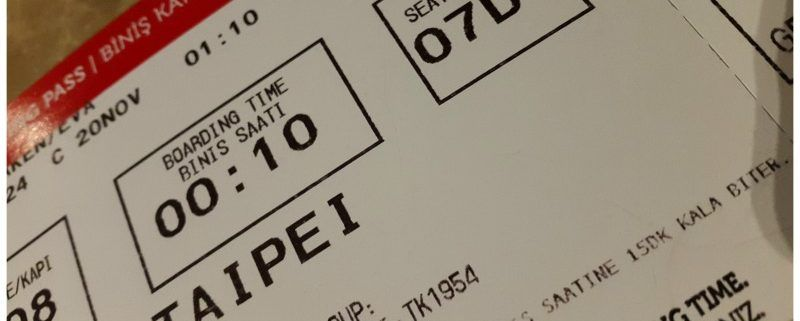 Wat betekenen de letters & cijfers op je boardingpass?