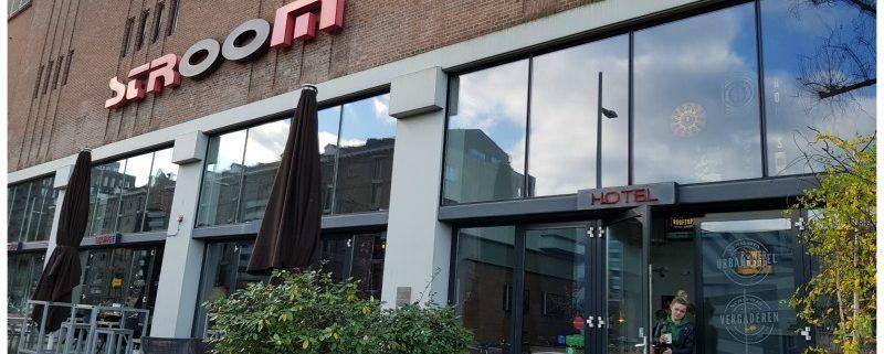 STROOM Rotterdam verrassend overnachten in voormalige energiefabriek
