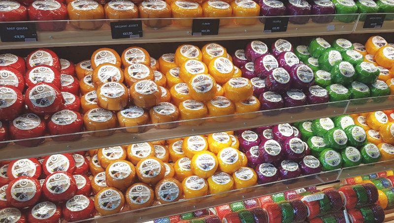 Amsterdam Proefzolder Cheese Tasting by Henri Willig kaas