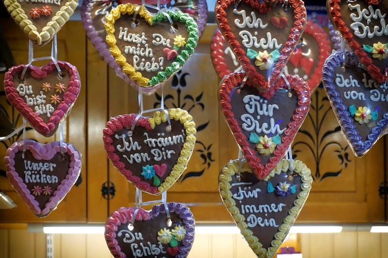 Kerstlekkernijen uit Duitsland: Lebkuchen