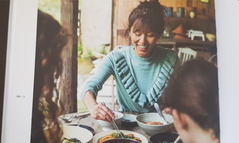Kimchi Zuid-Korea reizen spijzen Ae Jin Huys