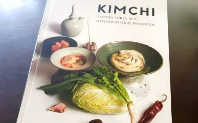 Kimchi – Gezond koken met gefermenteerde groenten