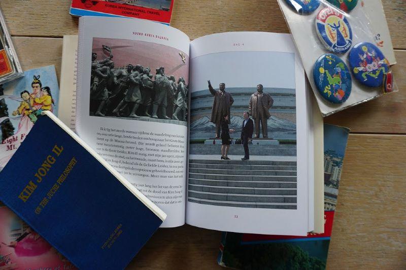 boek Michael Palin DPRK