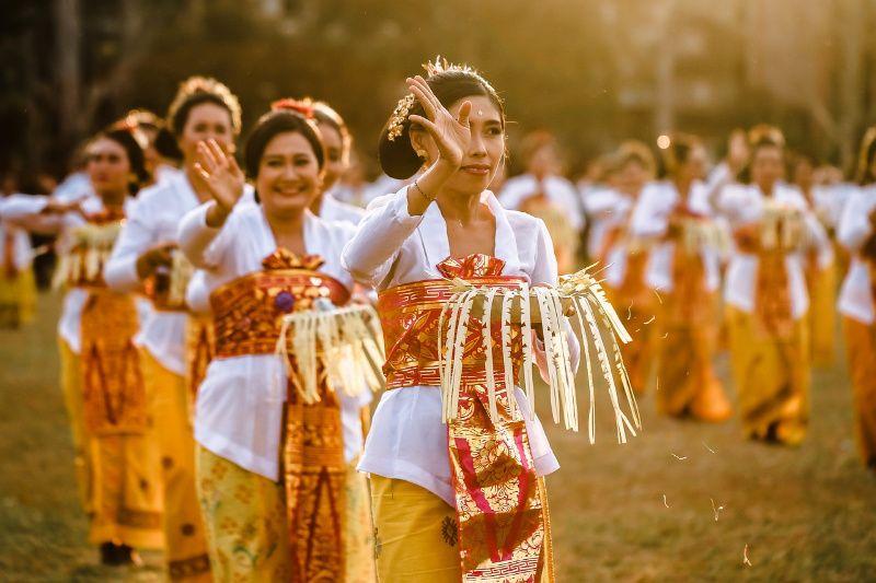 Bali danseressen