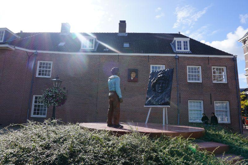 Rembrandt Leiden Nederland