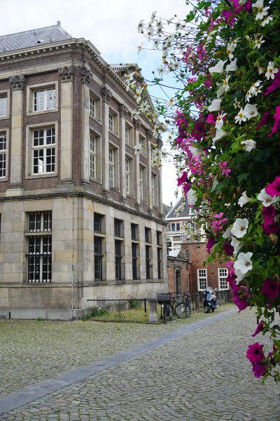 Rembrandt Route Leiden