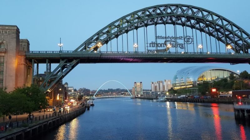 Verenigd Koninkrijk Noord Engeland Newcastle
