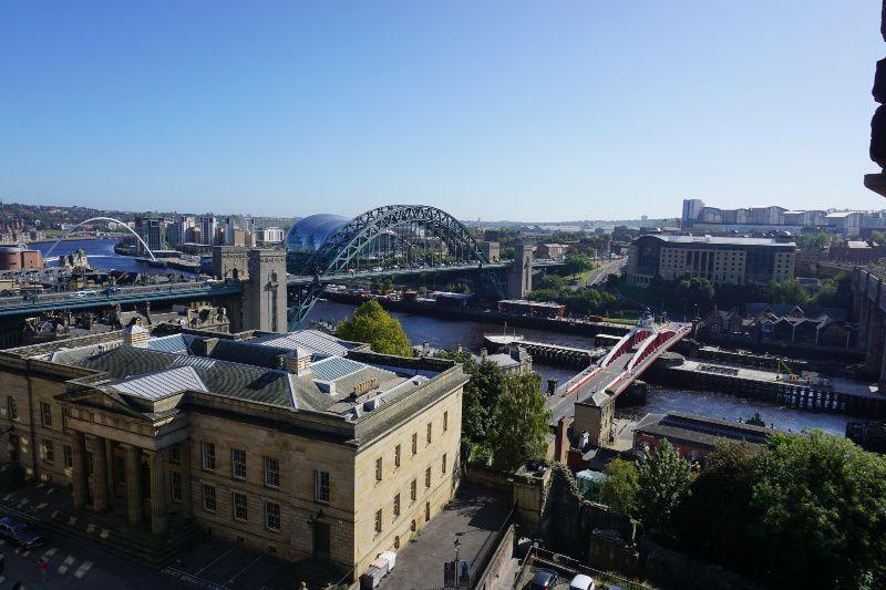 Newcastle – Een kennismaking in (iets minder dan) 48 uur