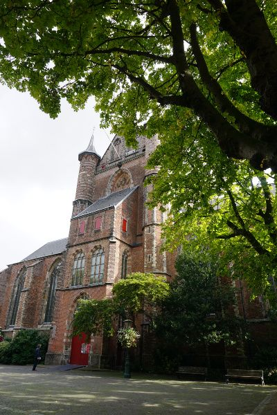 kerk Leiden
