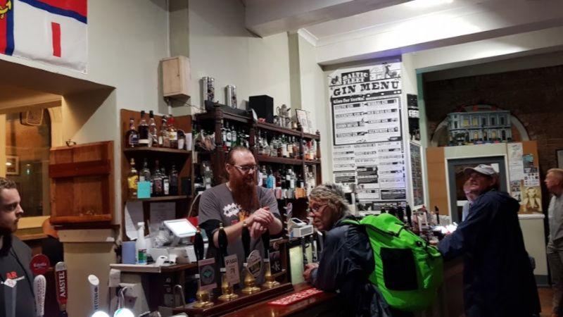 Baltic Fleet pub Liverpool