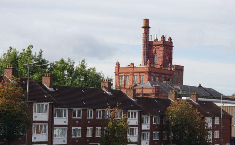 Cityexplorer Liverpool Baltic Market brouwerij