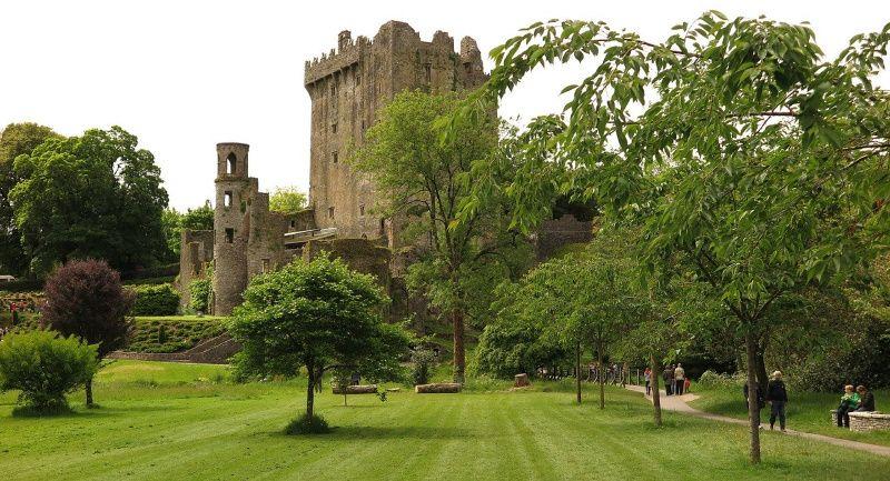 Ierland Cork blarney castle