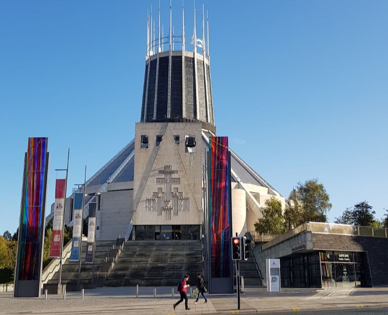 Metropolitane Kathedraal Liverpool