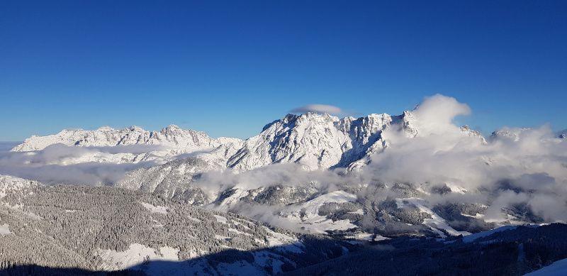 Oostenrijk Viehhoven Landal Rehrenberg bergen tweede kerstdag