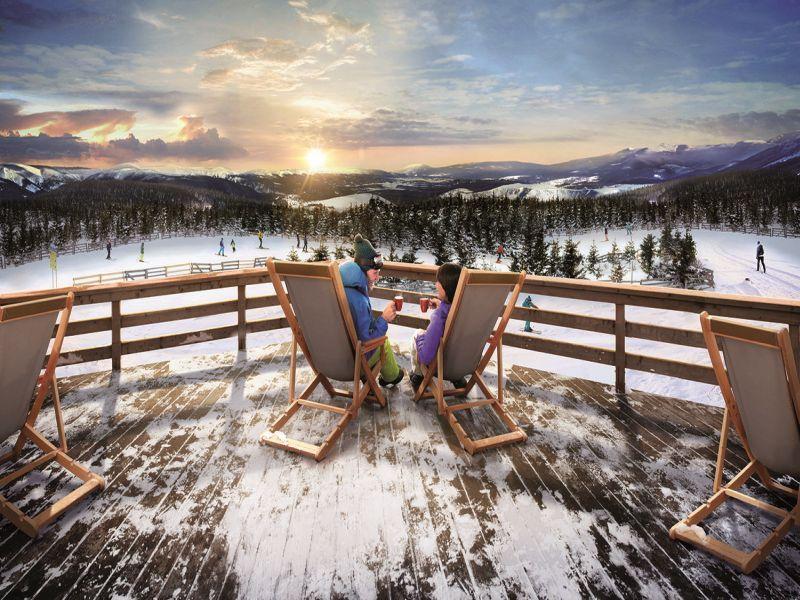 Puur genieten Wintersport