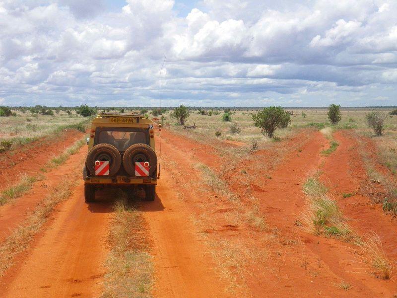 Roadtrip Afrika