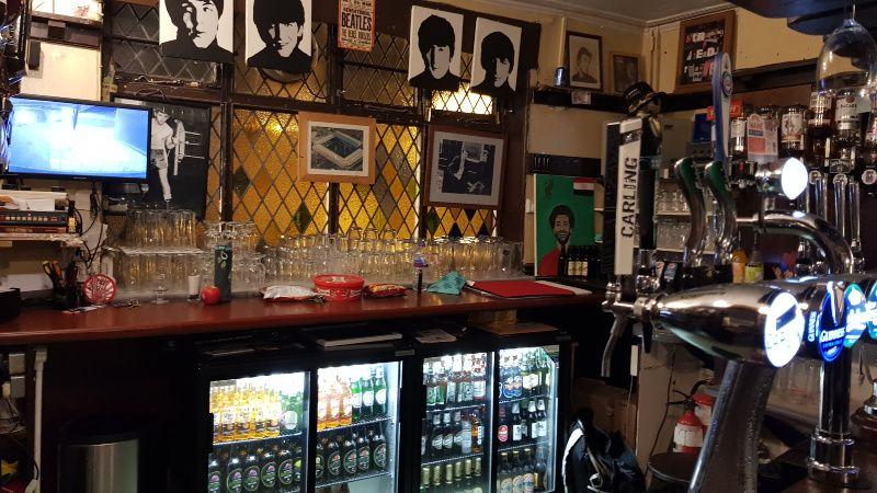 Ye Cracke pub Liverpool