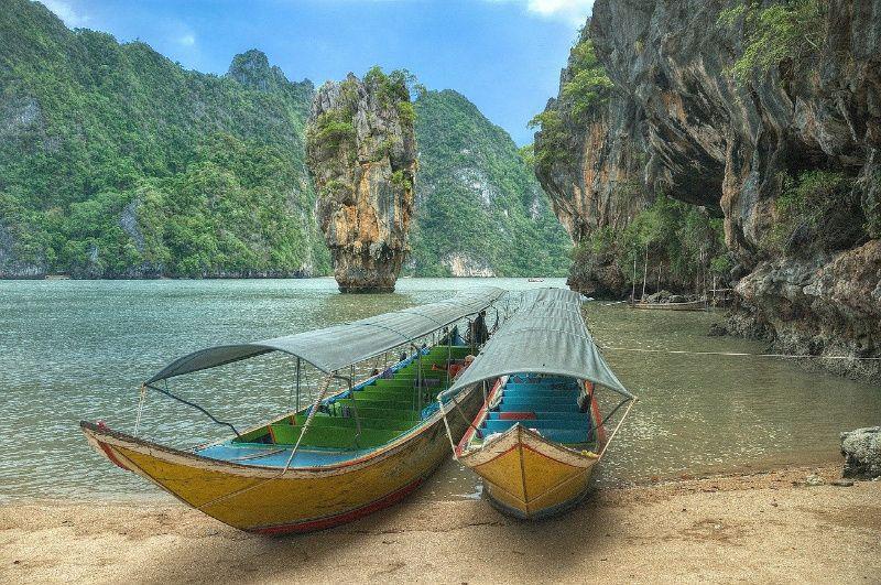 Allerleukste plekken in Thailand volgens ervaren reizigers