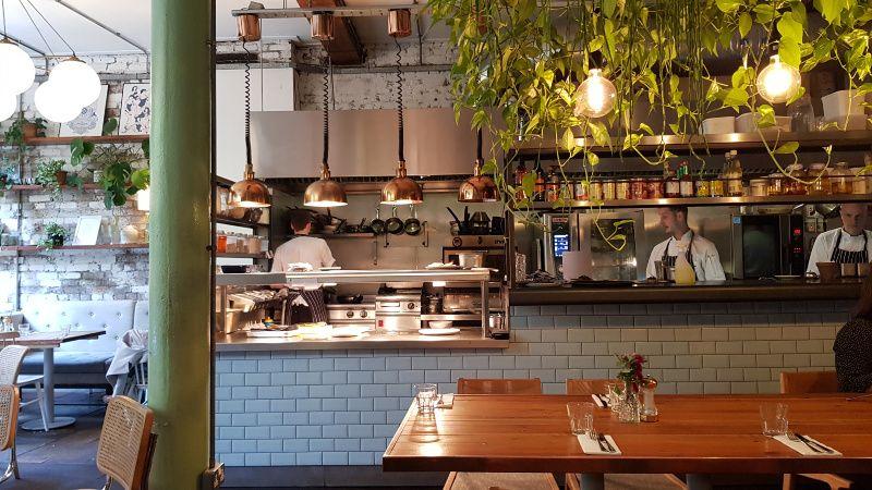 Evelyn's Cafe & Bar