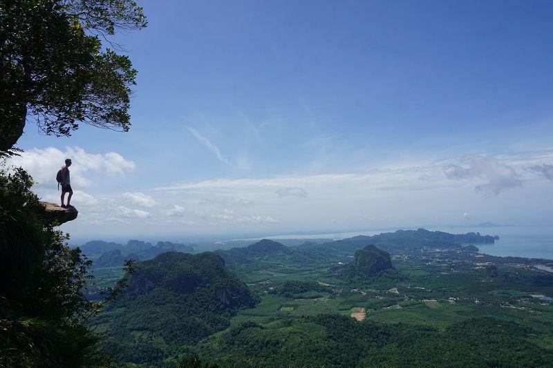 Khao Ngon Nak Viewpoint (nabij Krabi)