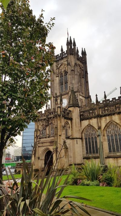 Manchester kathedraal