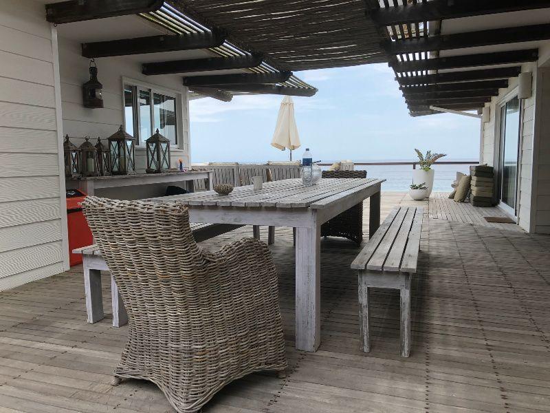 huisje terras Mozambique