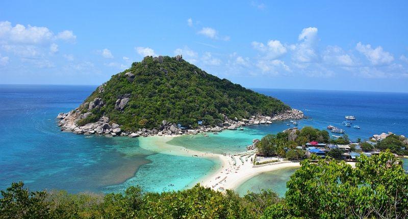 Snorkelen op Koh Tao Nan Juan Island Allerleukste plekken in Thailand