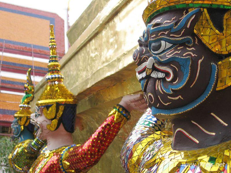 Wat Phra Kaew Allerleukste plekken in Thailand