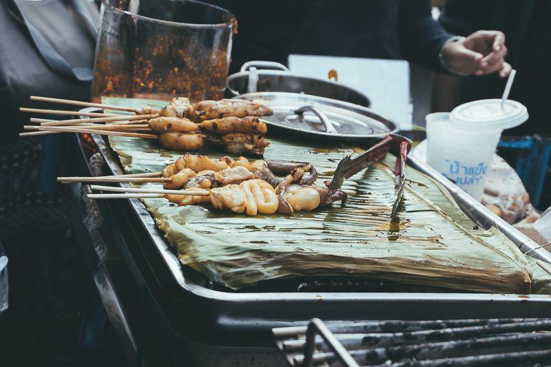 street food bangkok Maaike Lut