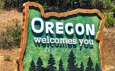 Oregon per roadtrip ontdekken. Start en eindig in Portland