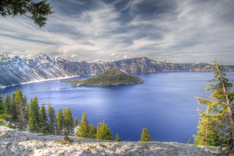 crater-lake Oregon