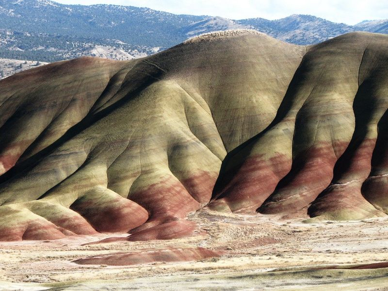 painted-hills John Day Oregon
