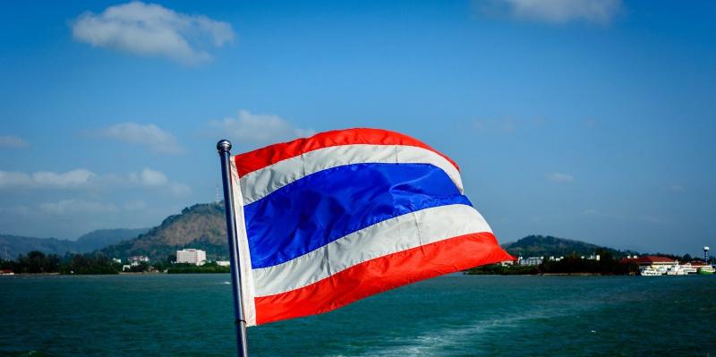 10 Thailand weetjes die waarschijnlijk nog niet wist vlag