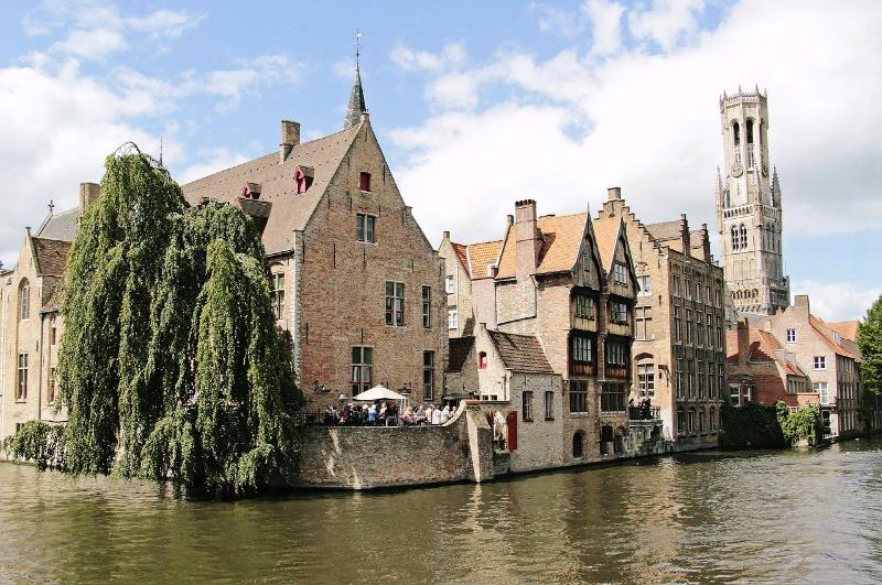 Belfort Brugge België