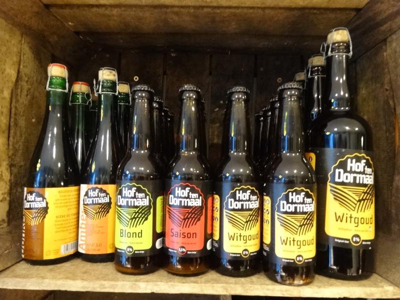 Belgisch bier biermaand in Leuven