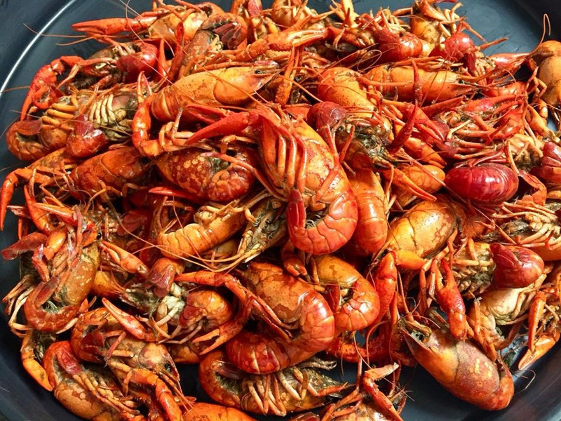 Cajun food Travel2America