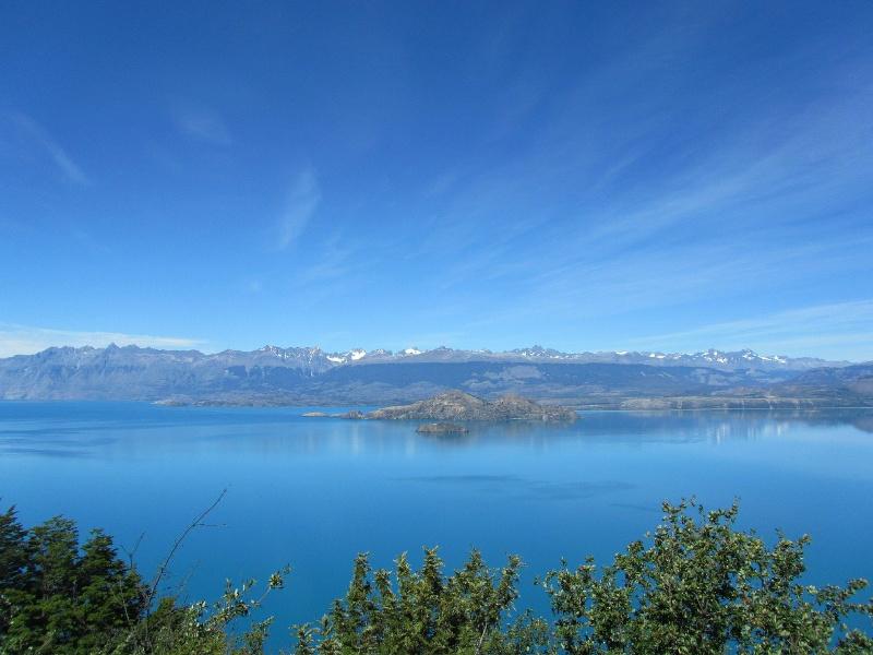 Chili Lago General Carrera