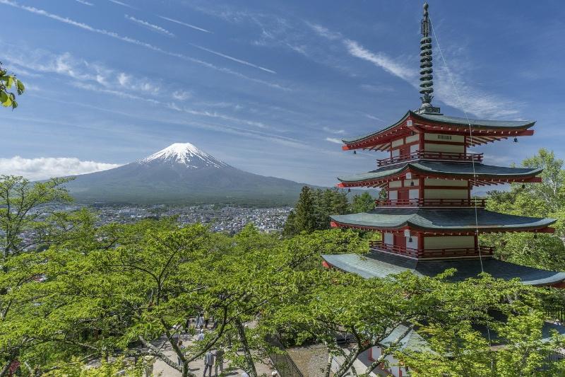 Roadtrip Japan, per huurauto door het land van de rijzende zon