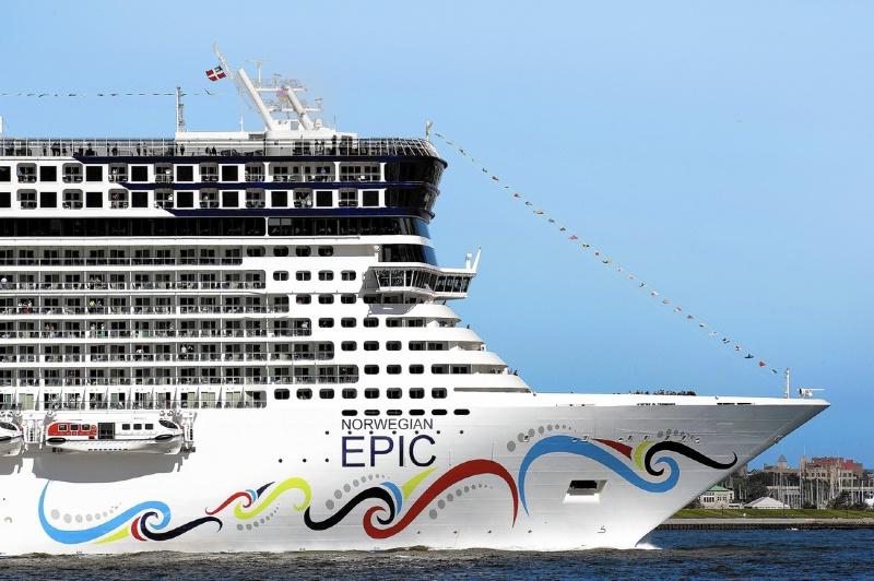 Norwegian Epic, groots genieten op dit indrukwekkende cruiseschip