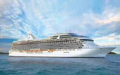 Oceania Cruises zet gegarandeerd al je zintuigen op scherp