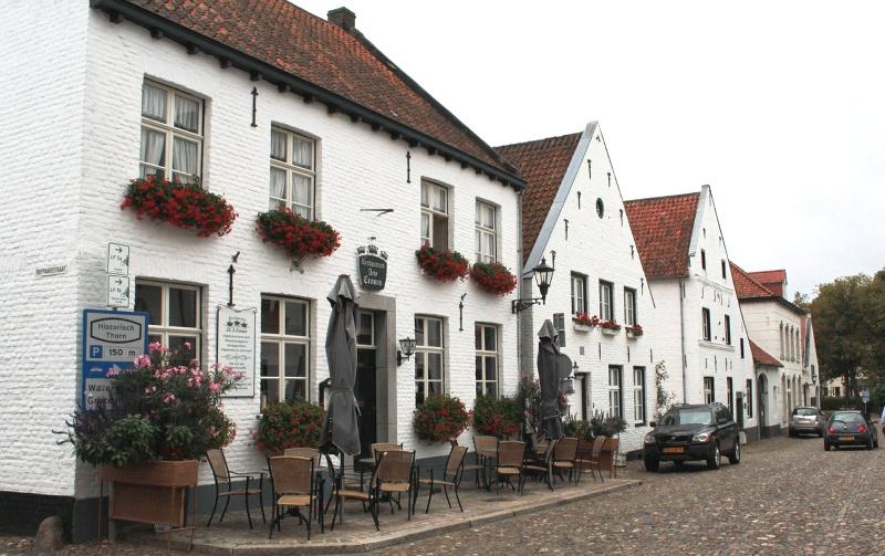Recreatiepark de Leistert Witte Stad Thorn Midden Limburg Nederland