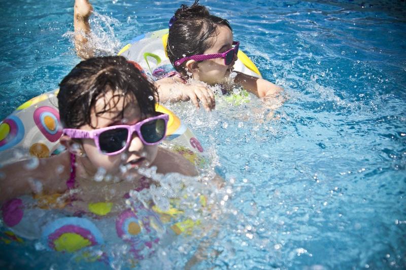 Recreatiepark de Leistert zwembad