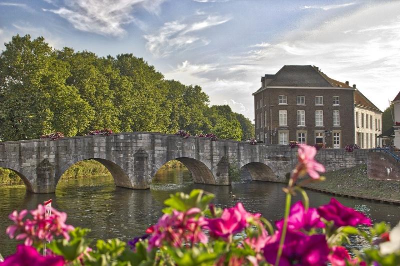 Nederland Roermond Midden Limburg